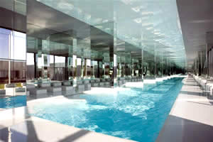 Adam & Eve Hotels Indoor pool