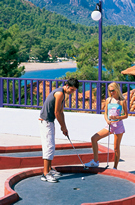Club Phaselis mini golf