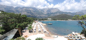 Club Phaselis main beach