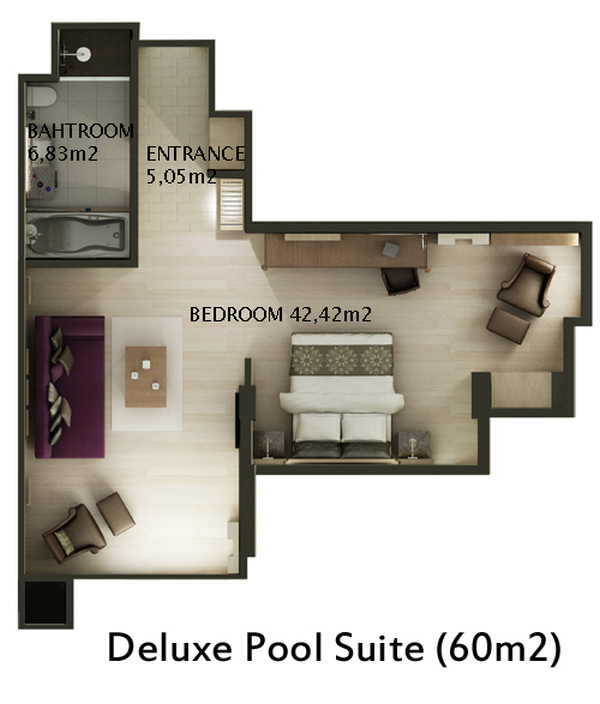 Gural Premiere Tekirova Room Types And Plans Hotels In