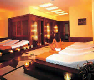IC Santai SPA Center