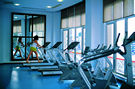 Leodikya Hotel fitness center
