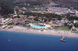 Club Turtles Marco Polo in Kemer front view
