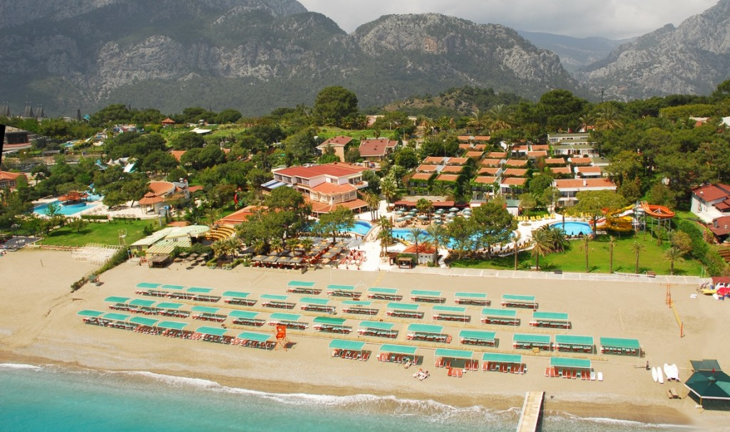Club Boran Mare Beach Hotel