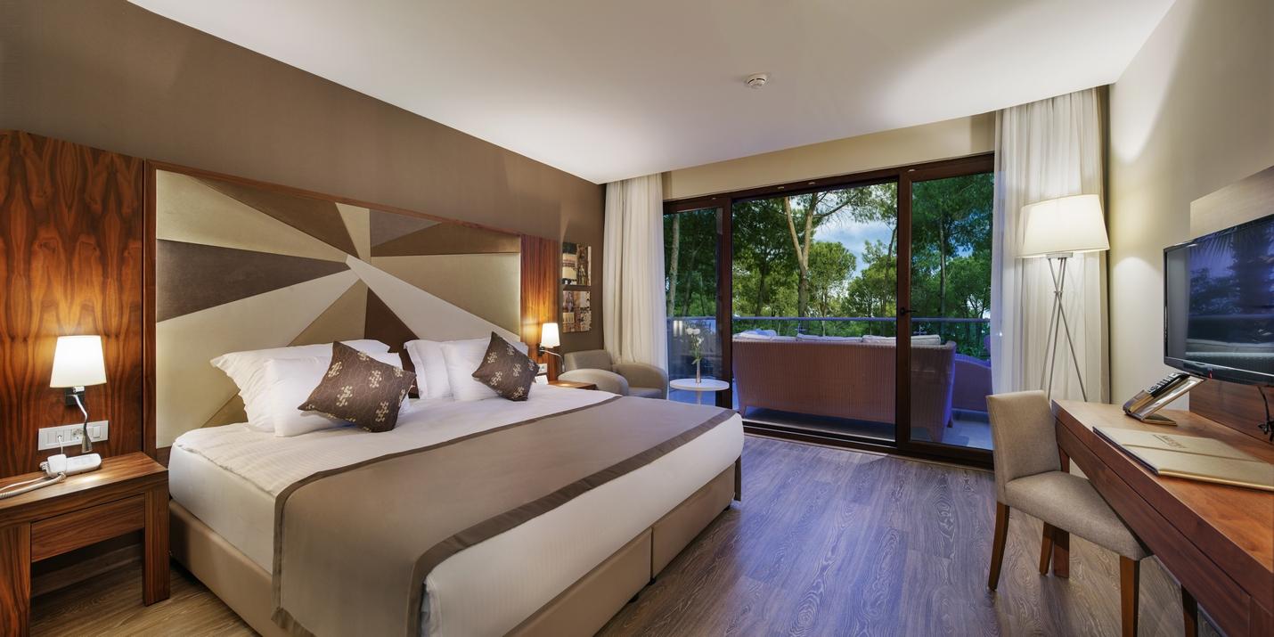 Parent Bedroom Nirvana Lagoon Villas Suites Spa Tourbox Antalya